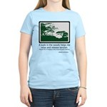Relaxing Walk Women's Light T-Shirt