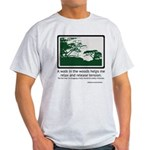 Relaxing Walk Light T-Shirt