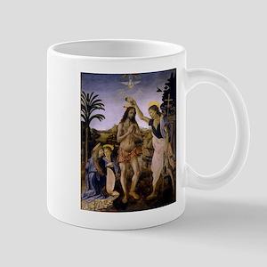 The Baptism of Christ Mug