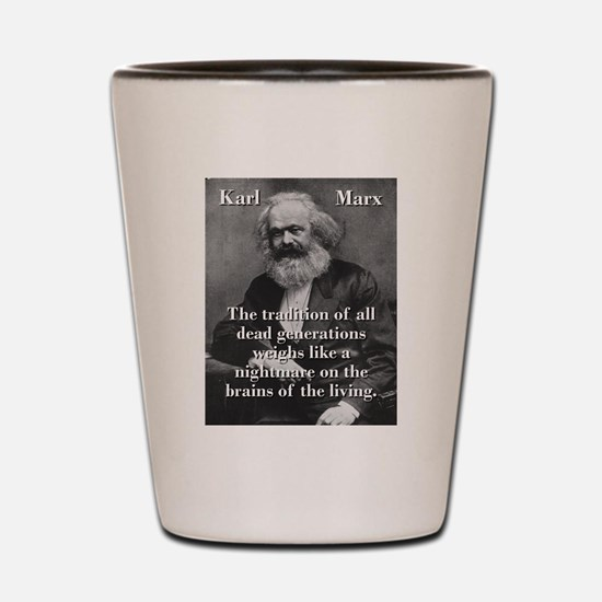 The Traditions Of All Dead Generations - Karl Marx