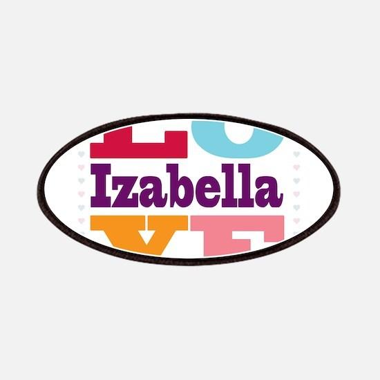 I Love Izabella Patches