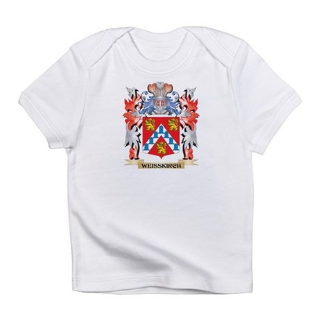 Weisskirch Coat of Arms - Family Crest T-Shirt