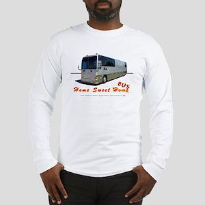 Tour Swag - Bus #1 Long Sleeve T-Shirt