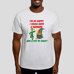 Light T-Shirt ST.PATRICK'S DAY