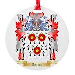 Auriou Round Ornament
