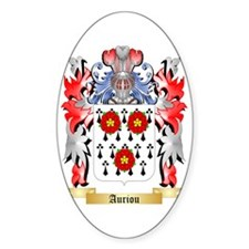 Auriou Sticker (Oval)