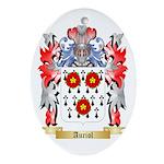 Auriol Ornament (Oval)