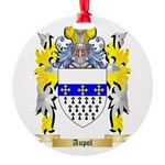 Aupol Round Ornament