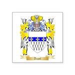 Aupol Square Sticker 3