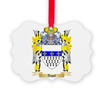 Aupol Picture Ornament