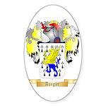 Aungier Sticker (Oval)