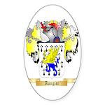 Aungier Sticker (Oval 50 pk)