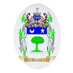 Aumas Ornament (Oval)