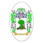 Aulde Sticker (Oval)