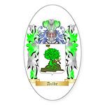 Aulde Sticker (Oval 50 pk)