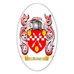 Aulay Sticker (Oval 50 pk)