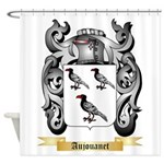 Aujouanet Shower Curtain