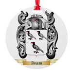 Aujean Round Ornament