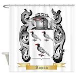 Aujean Shower Curtain