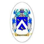 Augustyniak Sticker (Oval)