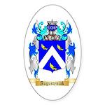 Augustyniak Sticker (Oval 10 pk)