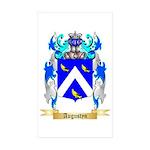 Augustyn Sticker (Rectangle 50 pk)