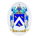 Augustyn Ornament (Oval)