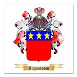 Augustsson Square Car Magnet 3
