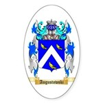 Augustowski Sticker (Oval 10 pk)