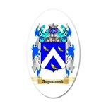 Augustowski 35x21 Oval Wall Decal