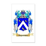 Augustowicz 20x12 Wall Decal