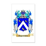 Augustowicz 35x21 Wall Decal