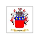Augusto Square Sticker 3