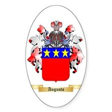 Augusto Sticker (Oval)