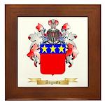 Augusto Framed Tile