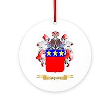 Augusto Ornament (Round)