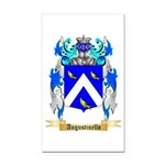 Augustinello Rectangle Car Magnet