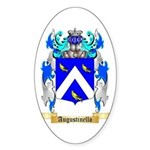Augustinello Sticker (Oval)