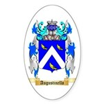 Augustinello Sticker (Oval 50 pk)