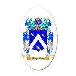 Augustine 20x12 Oval Wall Decal