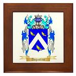 Augustine Framed Tile