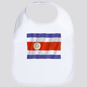 Pure Flag Costa Rica Bib