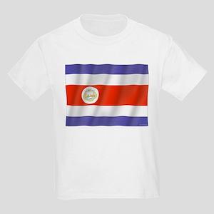Pure Flag Costa Rica Kids T-Shirt