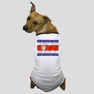 Pure Flag Costa Rica Dog T-Shirt