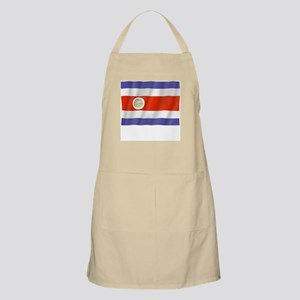 Pure Flag Costa Rica BBQ Apron