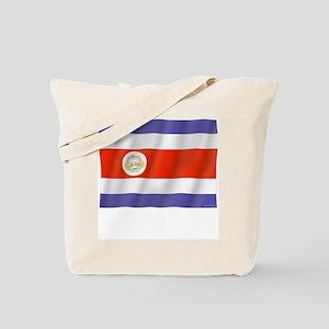 Pure Flag Costa Rica Tote Bag