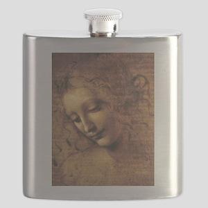 La Scapigliata Flask