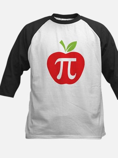 Apple Pi Kids Baseball Jersey