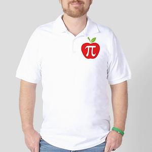 Apple Pi Golf Shirt