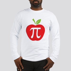 Apple Pi Long Sleeve T-Shirt